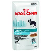 Royal Canin Urban Life Junior - Nedveseledel alutasakaban városi kutyák növendék egyedeinek