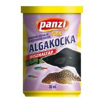 Panzi algakocka díszhalaknak és víziteknősöknek