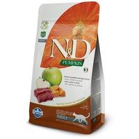 N&D Cat Grain Free szarvashússal, sütőtökkel és almával | Gabonamentes macskatáp