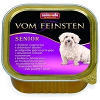 Animonda Vom Feinsten Senior – Szárnyas- és bárányhúsos kutyaeledel