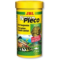 JBL NovoPleco tablettás eleség harcsaféléknek