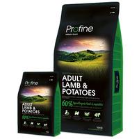 Profine Adult Lamb & Potatoes | Hipoallergén kutyatáp bárányhússal és burgonyával