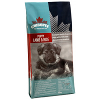Chicopee Puppy Lamb & Rice