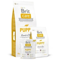 Brit Care Puppy All Breed Lamb & Rice hipoallergén kölyöktáp