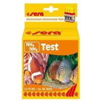 Sera NH3/NH4 Test - Ammónium/ammónia teszt