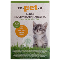Re-pet-a algás multivitamin tabletta macskáknak