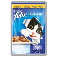 Felix Fantastic csirkehúsos macskaeledel alutasakban