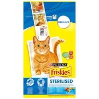 Friskies Cat Sterile szárazeledel ivartalanított macskáknak