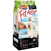 FitActive WhiteDogs Lamb & Fish with Apple & Rice