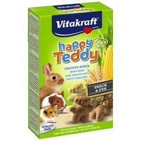 Vitakraft Happy Teddy macis jutalomfalatkák rágcsálóknak zabbal