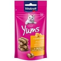 Vitakraft Cat Yums extra puha sajtos jutalomfalatkák macskáknak