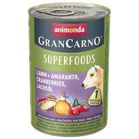 Animonda GranCarno Superfoods báránnyal és áfonyával