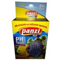 Panzi PH teszt színskálával