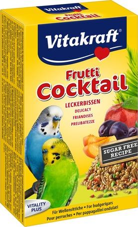 Vitakraft gyümölcskoktél hullámosnak