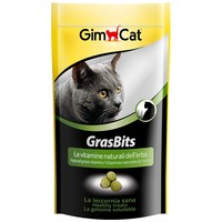 GimCat GrasBits zöld fű tabletta macskáknak