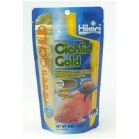 Hikari Cichlid Gold Sinking Mini | Süllyedő pellet eleség sügérek és más trópusi díszhalak részére