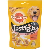 Pedigree Tasty Bites Chewy Slices