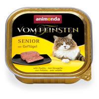 Animonda Vom Feinsten Senior – Szárnyashúsos macskaeledel