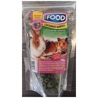 Aqua-Food lucernás karika nyulaknak és egyéb rágcsálóknak