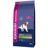 Eukanuba Adult All Breeds Lamb & Rice | Bárányhúsos táp minden fajtának | Kutyaeledel érzékeny emésztésre