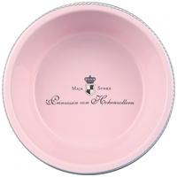 Trixie Dog Princess rózsaszín kerámia tál
