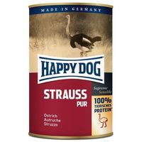 Happy Dog Strauss Pur - Strucchúsos konzerv