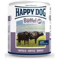 Happy Dog Büffel Pur - Bivalyhúsos konzerv