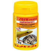Sera Reptimineral C - Hüllő vitamin és ásványi anyag por