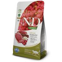 N&D Cat Grain Free Quinoa Urinary Duck – Húgyuti problémákra | Száraztáp macskáknak