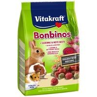 Vitakraft Bonbinos ropogós falatkák lucernával és céklával rágcsálóknak és nyulaknak