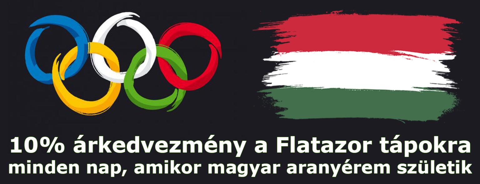 Flatazor olimpiai promóció