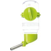 Trixie rágcsáló itató palack zöld, fekete, piros és bézs színben