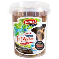 FitActive füstölt sonkás, marhás és vörösáfonyás dentastix rudak kutyáknak