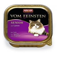 Animonda Vom Feinsten Senior – Bárányhúsos macskaeledel