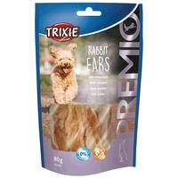 Trixie Premio Rabbit Ears - Csirkehússal töltött nyúlfül kutyáknak