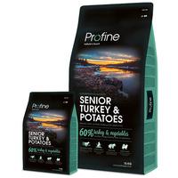 Profine Senior Turkey & Potatoes | Szenior kutyatáp pulykahússal és burgonyával