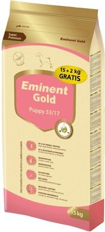 Eminent Gold Puppy | Magas csirkehústartalmú táp kis- és közepes testméretű kölyökkutyáknak
