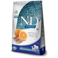 N&D Dog Ocean Adult Medium Fish & Orange
