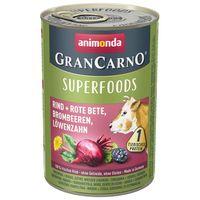 Animonda GranCarno Superfoods marhával és céklával