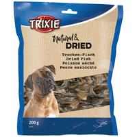 Trixie szárított halacskák kutyának