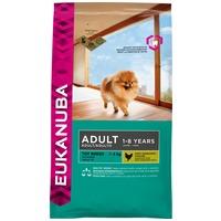 Eukanuba Adult Toy Breed | Száraztáp apró termetű kutyák részére
