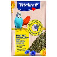 Vitakraft Vita Nature saláta keverék kanáriknak és hullámos papagájoknak