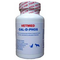 Vetmed Cal-D-Phos csonterősítő tabletta
