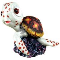 Happet teknős akvárium dekoráció