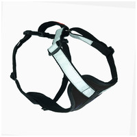 Yutipet Easy biztonsági kutyahám (Fekete)