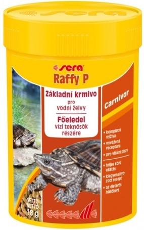 Sera Raffy P víziteknős táp