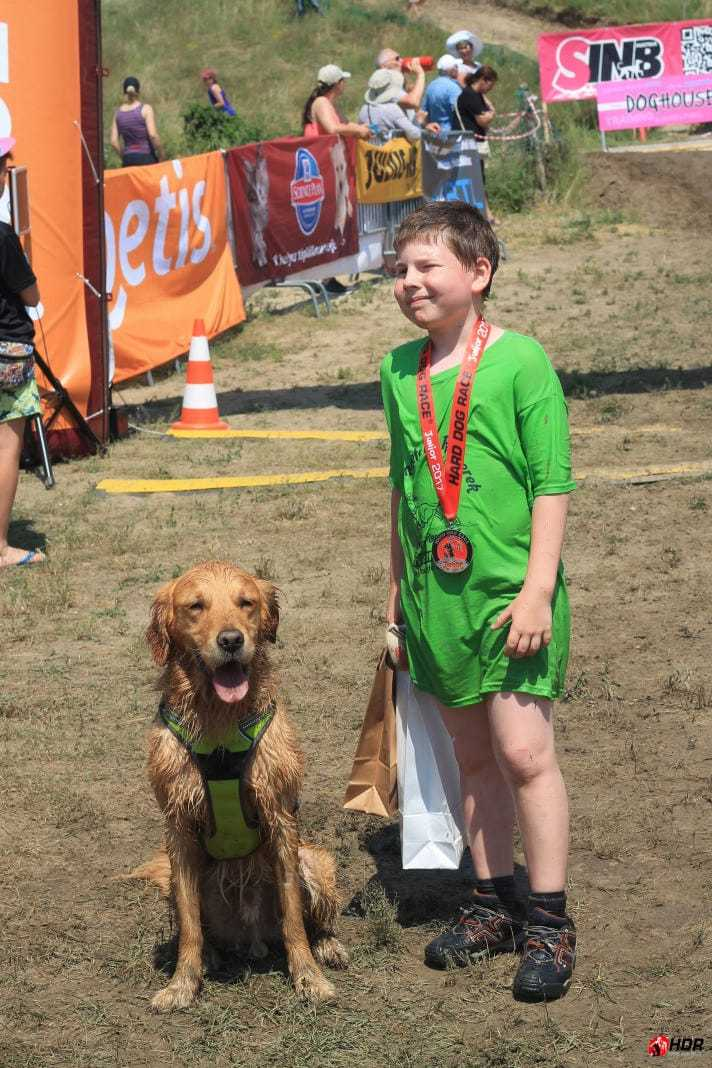 Hard Dog Race Junior   2017