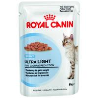 Royal Canin Ultra Light - Diétás nedvestáp macskáknak