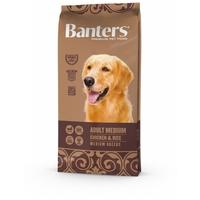Visán Optima / Banters Dog Adult Medium Chicken & Rice