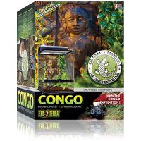 Exo Terra Congo Rainforest terrárium szett kezdőknek
